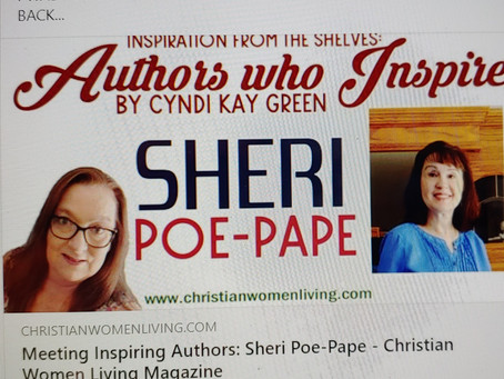 My Other Author Interview...