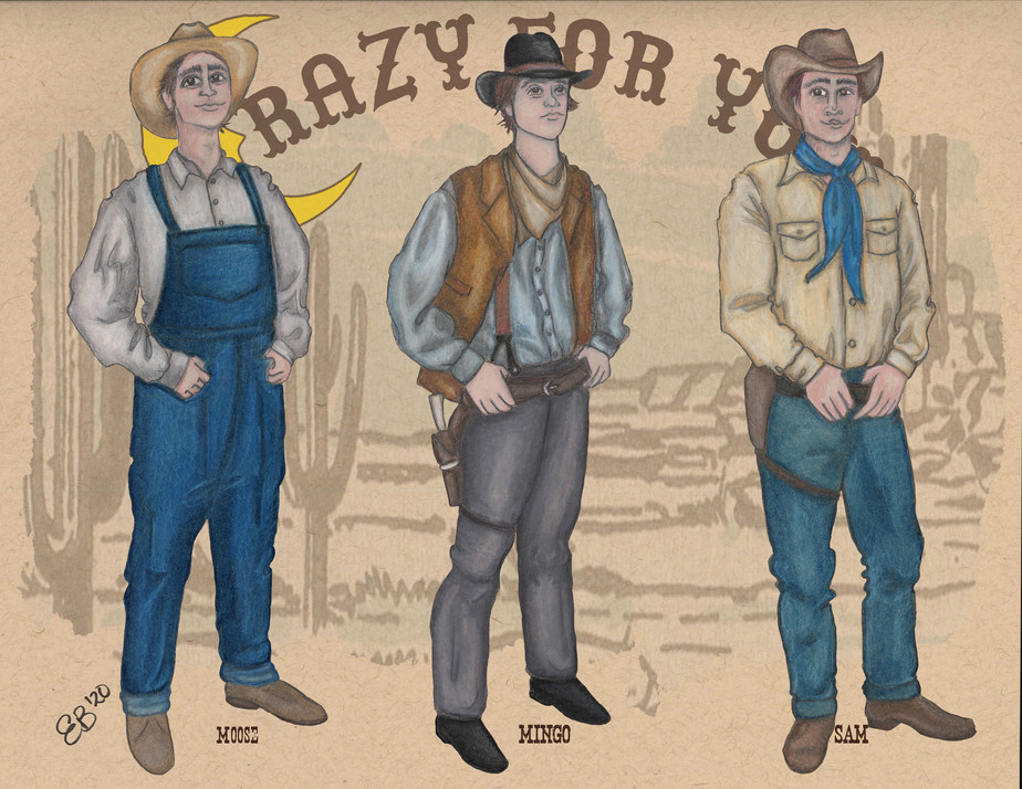 Cowboy Trio