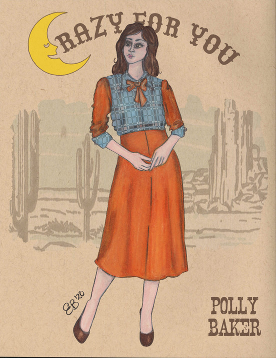 Polly Baker
