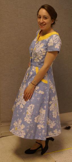 Mrs. Walker Costume Fitting