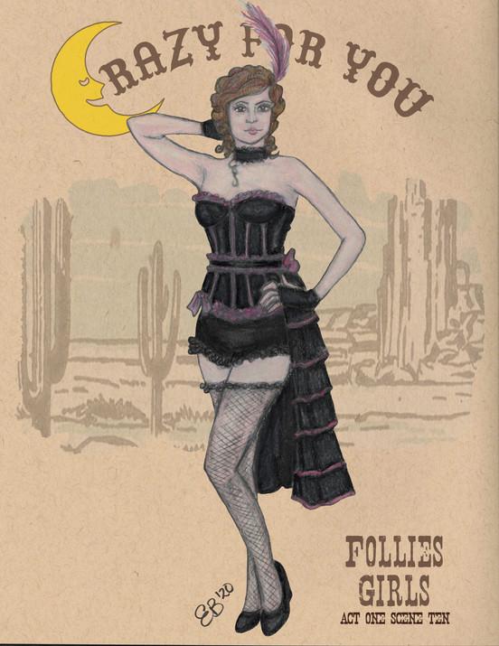 Follies Girls