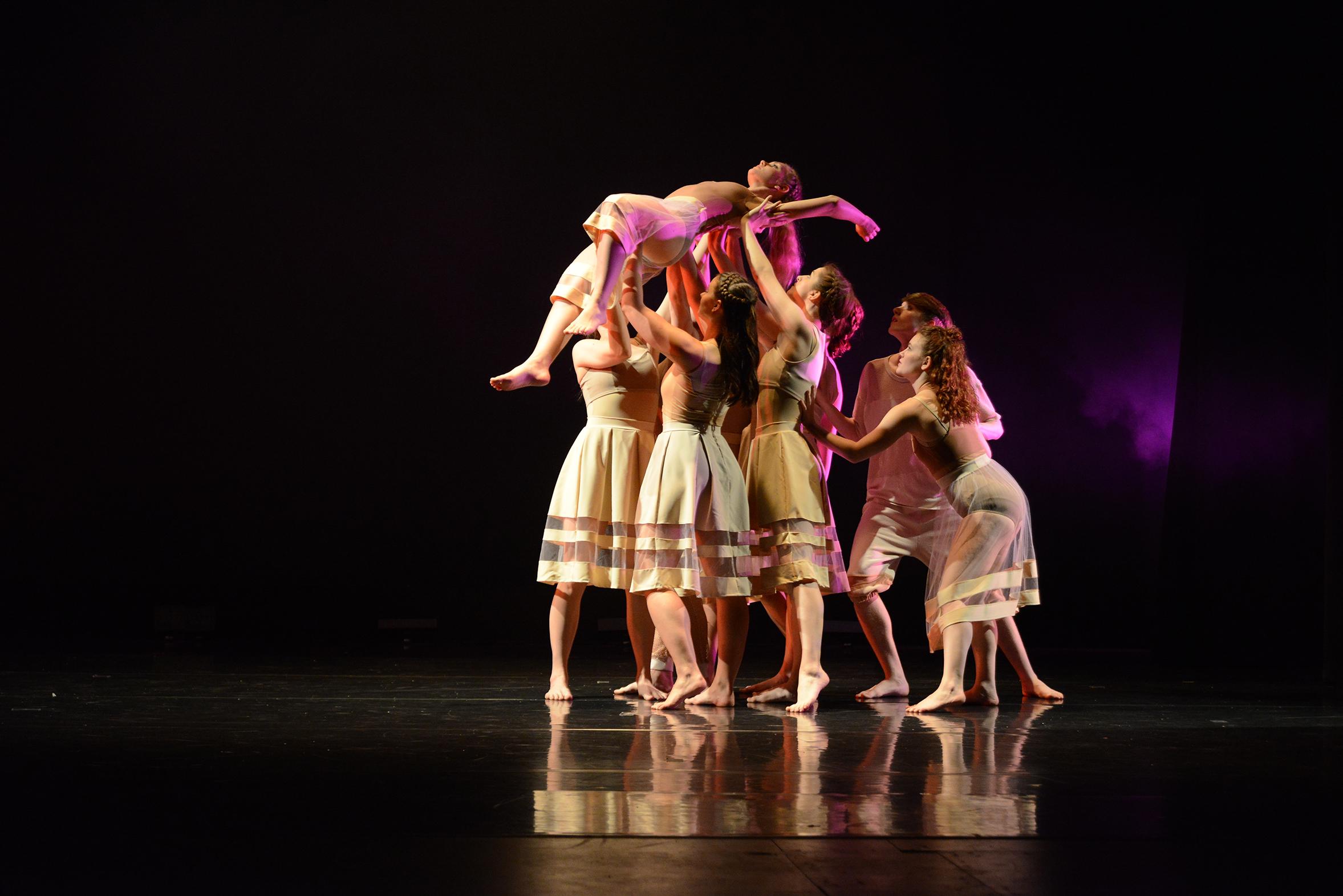 Dancing Toward Change