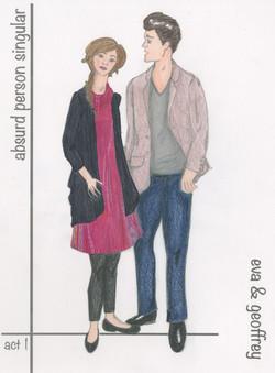 Eva & Geoffrey Act 1
