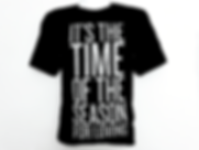 Unisex Time of the Season Lyric Shirt