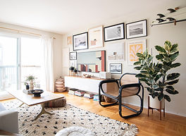 Design Quandary Solved: How To Style A Media Console