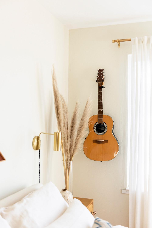 Bohemian bedrooms styling pampas desert modern Sun Soul Style Interiors