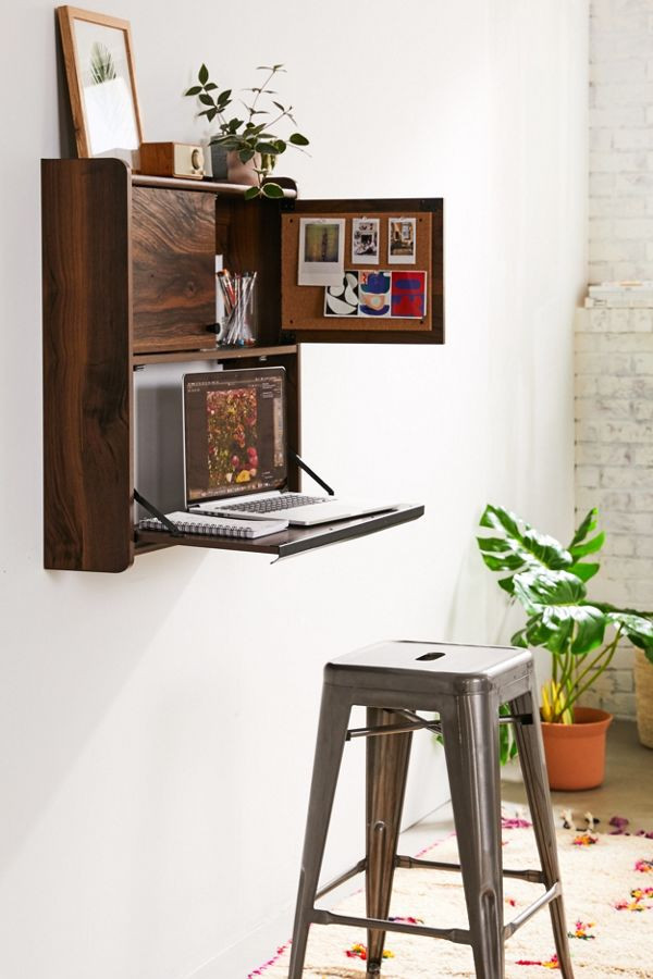 Urban Outfitters Murray Wall Mounted Desk
