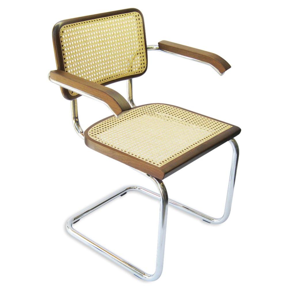 Cesca Cane Arm Chair Desk Chair