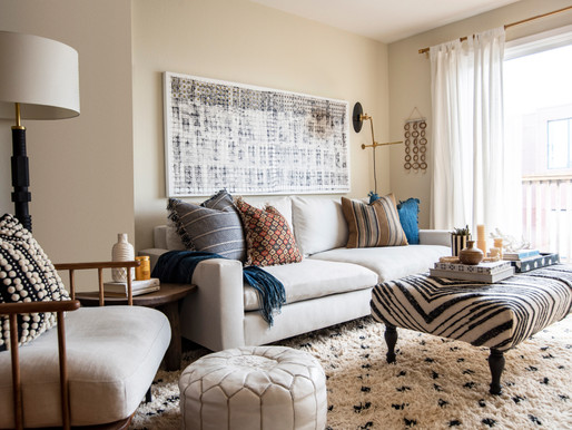 Living Room Refresh With Annie Selke