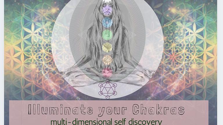 Illuminate Your Chakras