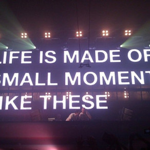 Transcending yourself in to the flow of the music with Above&Beyond