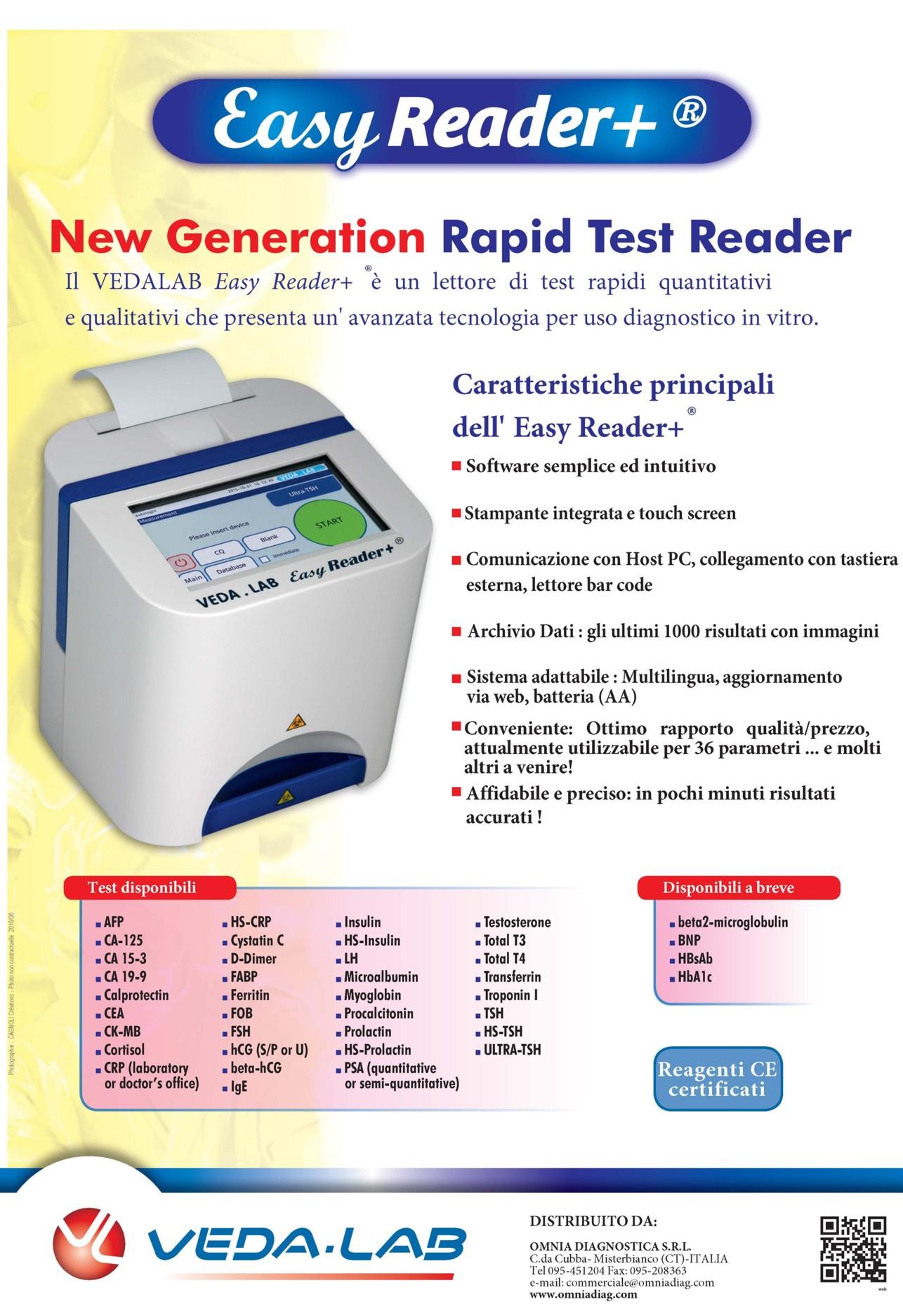 Vedalab_Easy Reader ita OMNIA_Pagina_1
