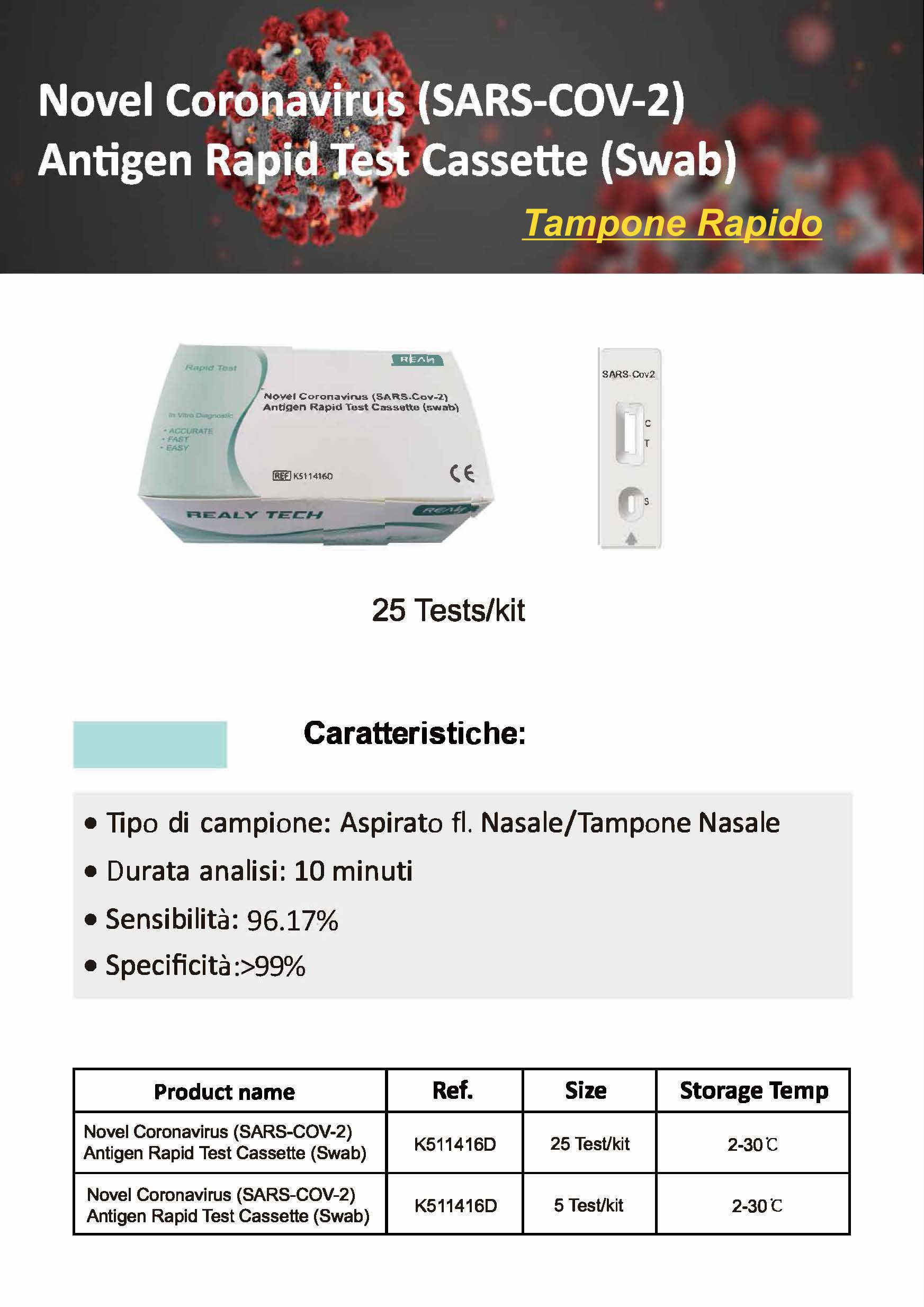 SARS-Cov-2 Antigen Rapid Test_ITA-P1X
