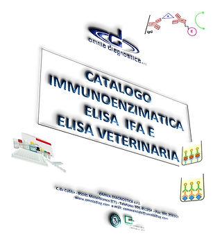 Catalogo Immunoenzimatica, Elisa, Ifa, Veterinaria