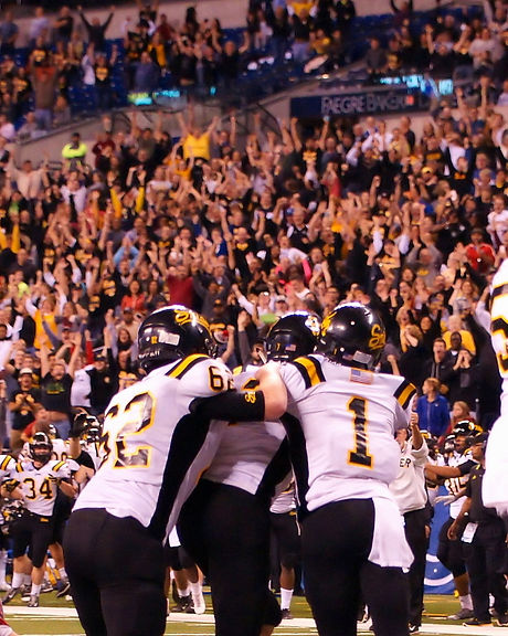 FW Snider Football: 2015 IHSAA 5A State Champions