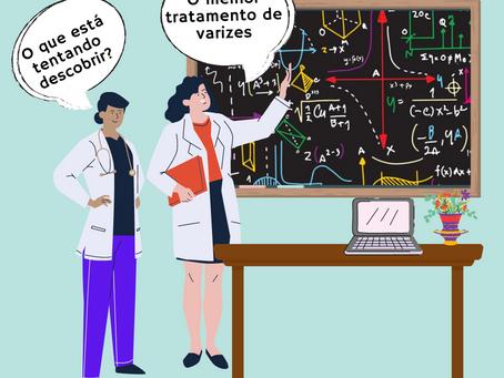 Porque existem tantos tratamentos diferentes para varizes?
