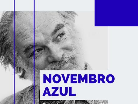 Novembro azul - porque se preocupar com o câncer de próstata?