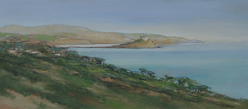 Mounts Bay From Madron Studio - £750