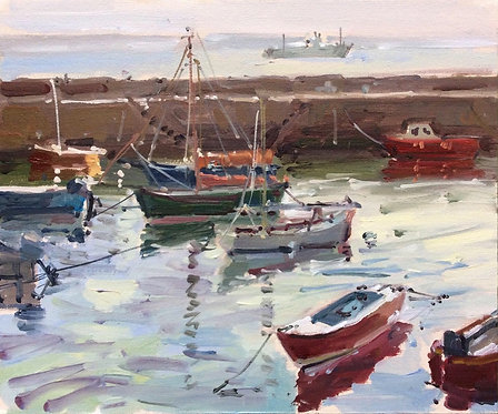 Mousehole in the Morning- £480