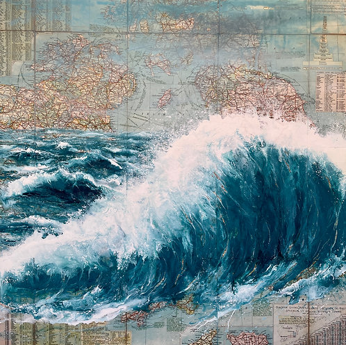 Raised by the Sea - £1850