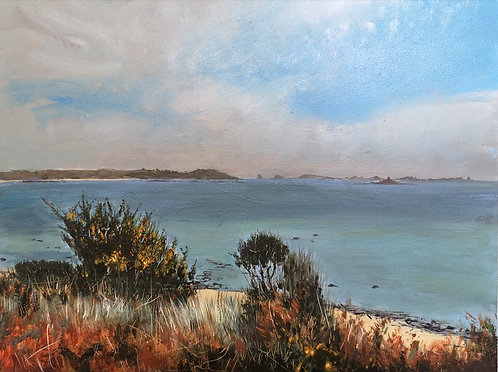 St Martins and the Eastern Islands-£550