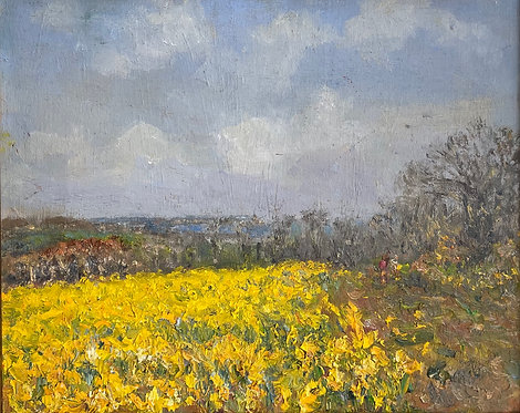 Daffodils Morning/ Afternoon - £2700