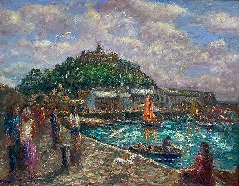 Harbour St Michaels Mount - £9500