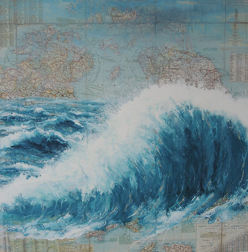 Raised By The Sea - £1800