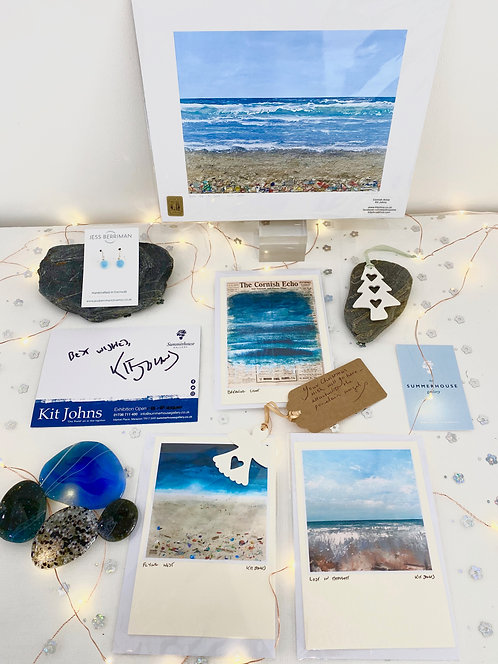 SOLD: Christmas Wish Box: 'Sea Dreaming' featuring Kit Johns and more £50