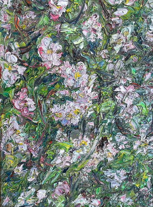 Apple Blossom And Bees - £2950