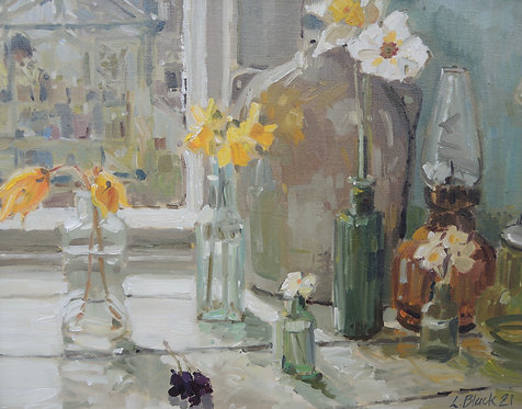 Spring Flowers In The Kitchen - £950