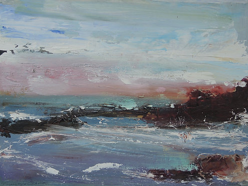 Textures Of Cornwall  £650