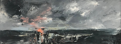 Sunset, Sea and Surf- £575