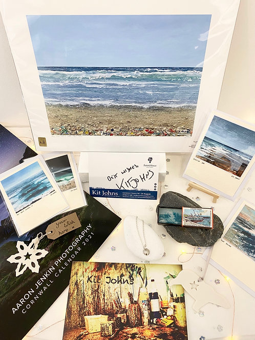 SOLD: Christmas Wish Box: 'Wave After Wave' featuring Kit Johns and more -£150
