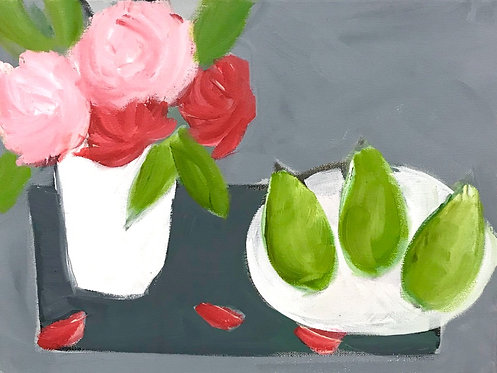 Roses and Pears- £400