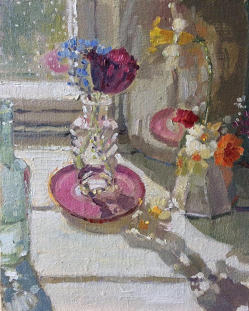 Garden Flowers In April 1 - £440