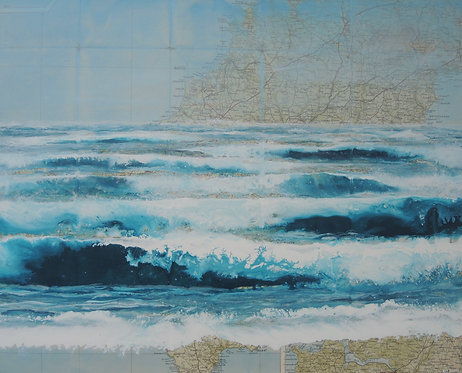 The Sound the Sea Makes to Calm Me Down - £675