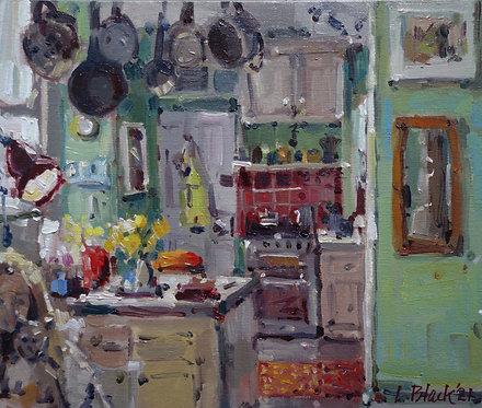 Kitchen Lockdown - £530