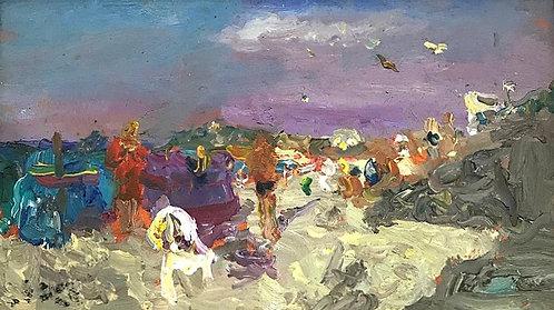 Porthmeor Beach, 1995 Tate Project- £1150