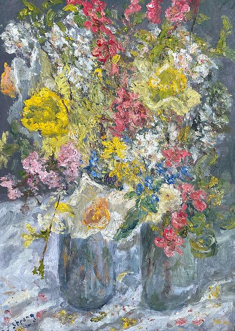 Spring Bouquet - £2950