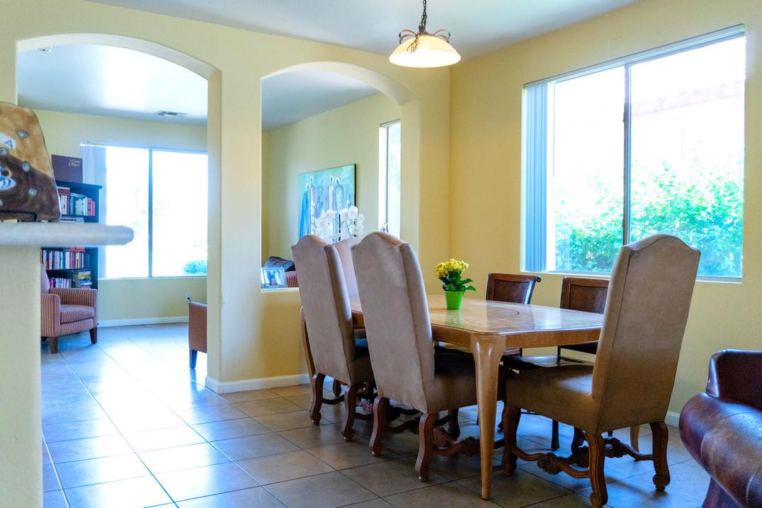 MOSL Dining Room hallway
