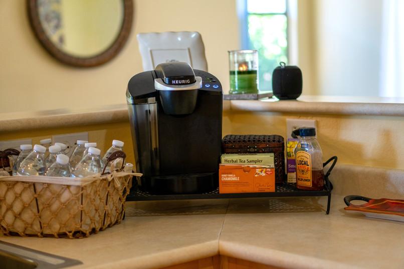 MOSL Coffee and Tea Bar