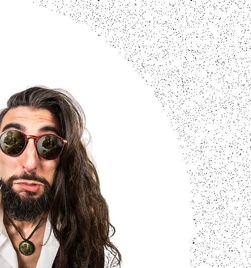 Jesus Watt The Watt House lunettes de soleil rock'n'roll reflets Lemmy Kilmister
