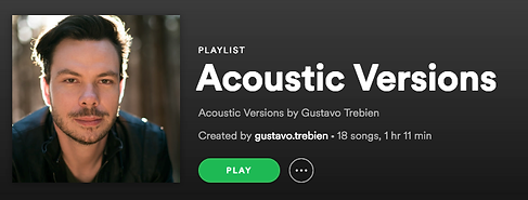 gustavo trebien playlist