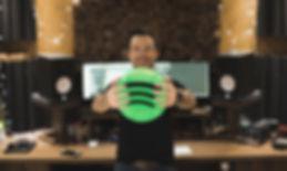 Gustavo Trebien Spotify cantor músico