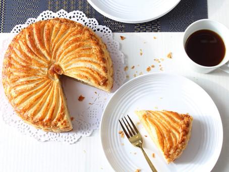 Galette des Rois & Puff Pastry