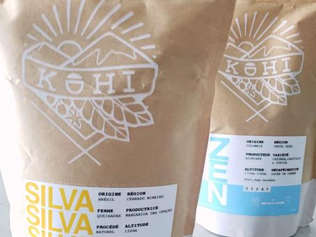 Jan 2021 Coffee Feature - Kohi Micro-Torrefacteur