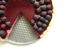 """Berry """"cheesecake"""" - Gluten Free, Dairy Free"""