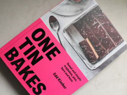 One Tin Bakes by Edd Kimber - Book Review