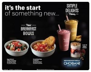 EE.UU.: McDonald's comienza a servir desayunos con verduras en California